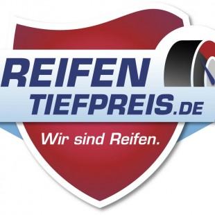 Reifentiefpreis 2013 - Neues Logo